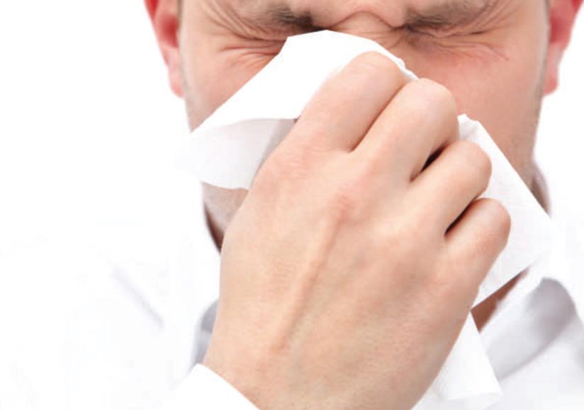 La congestion des sinus