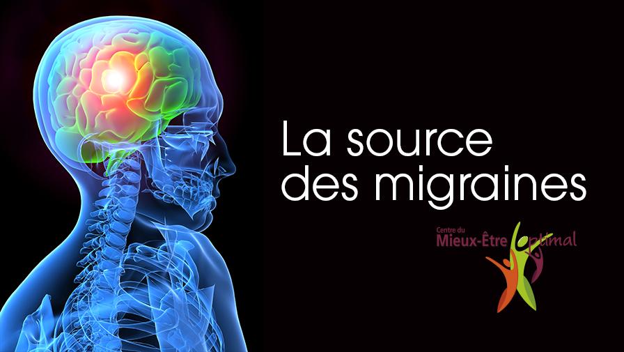 L'inflammation neurogène du cerveau :  La source des migraines